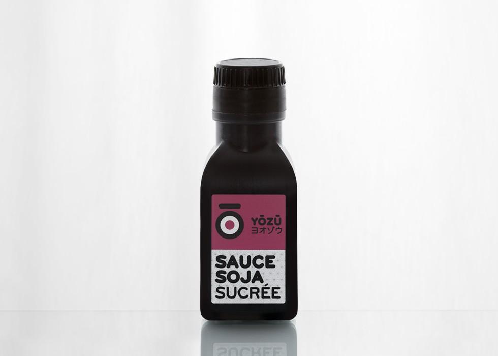 Sauce Soja Sucrée YOZO 100ml (par 24 unités)