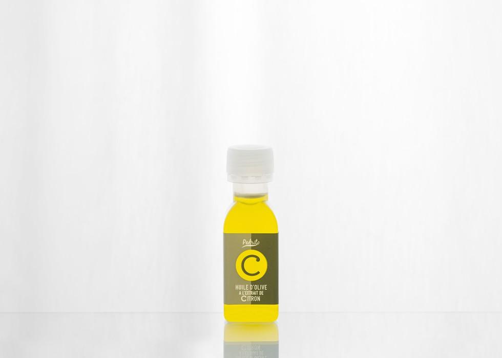 Huile d'Olive à l'extrait de Citron 20ml (par 352 unités)